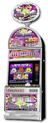 Wild Roses - The Multi Garden the  Slot Machine