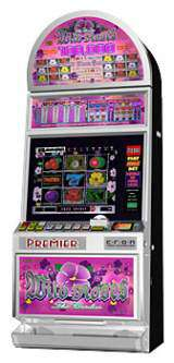 Wild Roses - The Garden the  Slot Machine