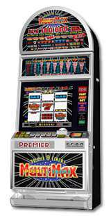 MultiMax Double & Triple the  Slot Machine