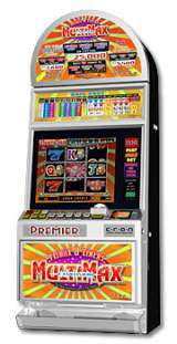 MultiMax Explosion the  Slot Machine