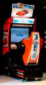 Out Run 2 the Arcade Video game