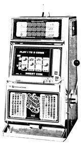 Silver Jubilee [Fortune II series] the  Slot Machine