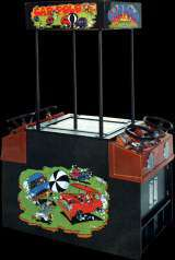 Car Polo the Arcade Video Game
