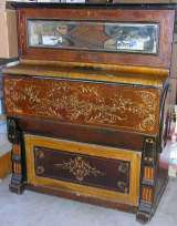 Coin-Operated Barrel Player Piano the Coin-op Musical Instrument