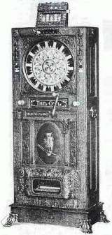 The Owl [1904 model] the  Slot Machine