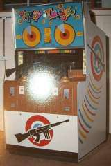 Topsy Target the  Gun Game