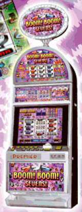 Boom! Boom! Sevens! the Slot Machine