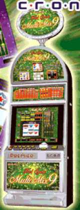 Hot Spin - Multi Mix 9 the  Slot Machine