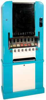Cigarettes the Coin-op Vending Machine