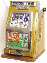 Lucky Knight the Slot Machine