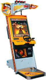 Crazy Taxi 3 - High Roller the  Arcade Video Game PCB