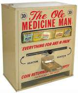 The Ole Medicine Man the Coin-op Vending Machine