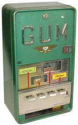 ABC GUM Vendor the Vending Machine