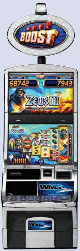 Zeus III [Reel Boost] the  Slot Machine