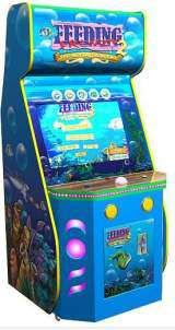 Feeding Frenzy 2 - Shipwreck Showdown the Coin-op Redemption Game