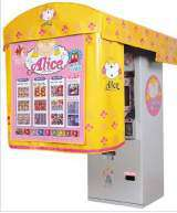 Alice the  Photo Booth