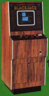 Player's Choice Blackjack [Upright model] the  Arcade PCB