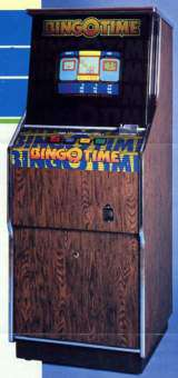 Bingo Time the  Video Game PCB