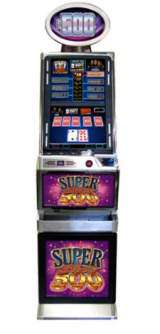 Super Slots 500 the  Fruit Machine