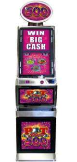 Pot Slots 500 the  Fruit Machine