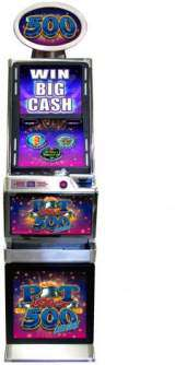 Pot Slots 500 Deluxe the Fruit Machine