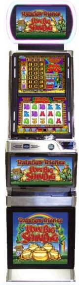 Rainbow Riches - Win Big Shindig the  Fruit Machine