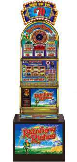 Rainbow Riches [Rio Cabinet] [Cat. C] the Fruit Machine