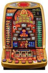 Golden Giza the  Fruit Machine