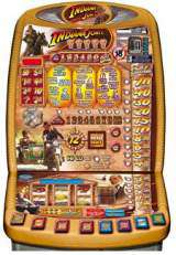 Indiana Jones and the Quest for the Holy Grail the  Fruit Machine