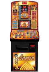 Gold Rush the  Fruit Machine
