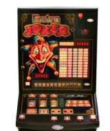 Extra Joker [New Genesis cabinet] the  Fruit Machine