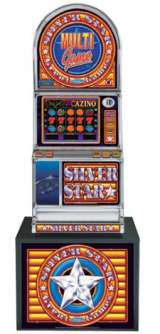 Silver Star - Multi Game the Fruit Machine