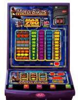 Motor Bikes the Fruit Machine