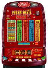 Lucky Devil the Fruit Machine