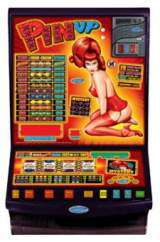 Pin Up the  Fruit Machine