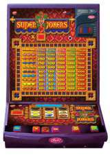 Super Jokers the  Fruit Machine