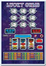 Lucky Gems the Fruit Machine