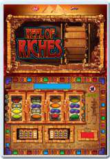 Reel of Riches the  Fruit Machine