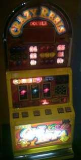 Double Crazy Reels the Fruit Machine