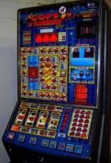 Cops robbers gambling machine cheats reeses casino supply