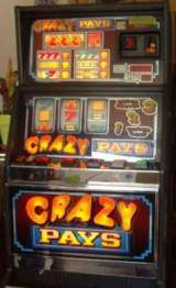 Crazy Pays the  Slot Machine