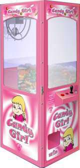 Candy Girl the Coin-op Redemption Game