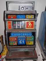Cashcendo the  Slot Machine