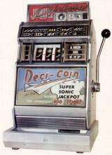 Deci-Coin [Riviera Styled] the  Slot Machine
