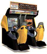 Battle Gear 3 the  Arcade Video Game
