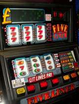 Five Liner the Fruit Machine