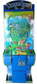 Super Golf [Model WMH-603] the  Redemption Game
