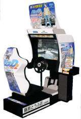 Initial D Arcade Stage Ver.2 the  Video Game PCB