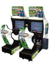 Initial D Arcade Stage Ver. 3 [GDS-0032B] the  Arcade Video Game