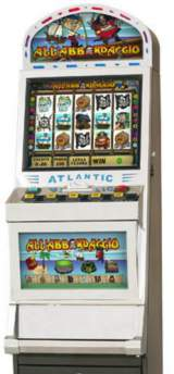All'Abbordaggio the  Slot Machine